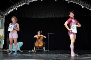 Dance Village Sun 20.07.14 Bristol Harbour festival